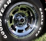 1968 - 1982 Chromed aluminum factory style wheels